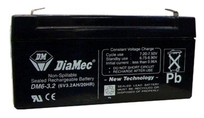 DIAMEC DM6-3.2